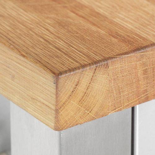 Encimera maciza alistonada maderas cilpe s l - Encimera de madera maciza ...
